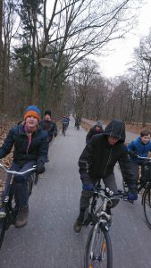 Verkenners Impeesa Amersfoort fietsen