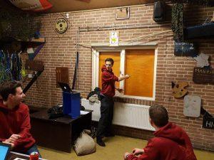 Scouting Impeesa Amersfoort ITW Intern Trainingsweekend