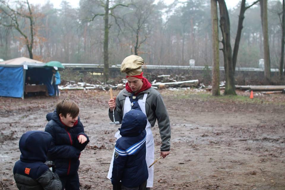 Scouting Impeesa Amersfoort boerenkoolfuif