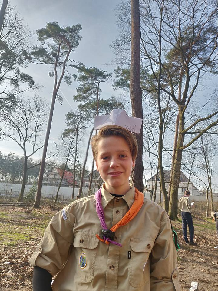 Scouting Impeesa Amersfoort verkenners opdrachten