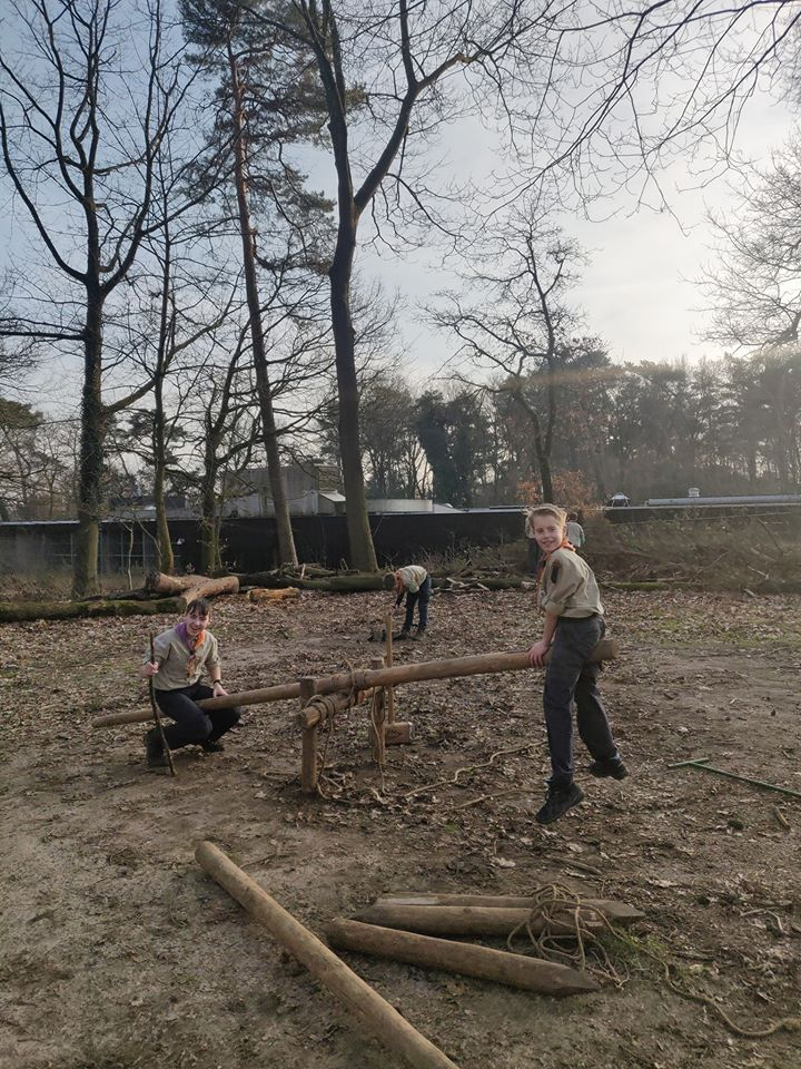 Scouting Impeesa Amersfoort verkenners