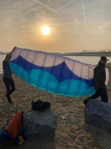 Scouting Impeesa Amersfoort rowans vliegeren