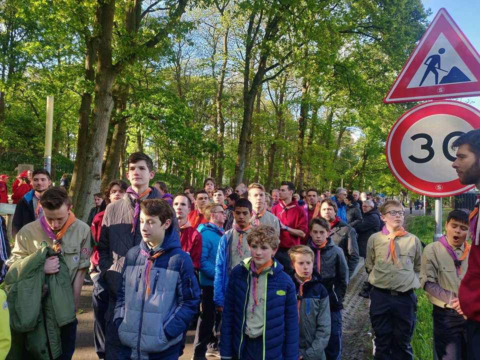 Stille tocht Kamp Amersfoort
