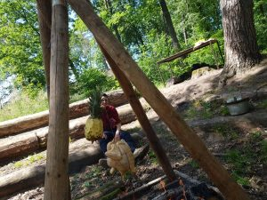 Scouting Impeesa Amersfoort primitief koken