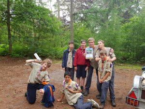 Scouting Impeesa Amersfoort LSW uitslag