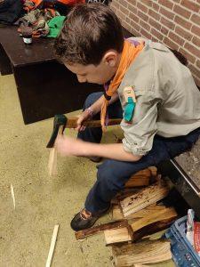 Scouting Impeesa Amersfoort - hakken