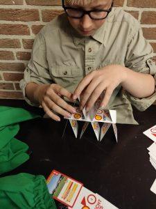 Scouting Impeesa Amersfoort - kaartenhuis