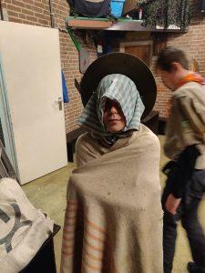 Scouting Impeesa Amersfoort - vermomd