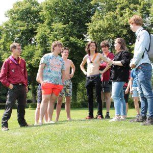 Scouting Impeesa Amersfoort - explorerweekend