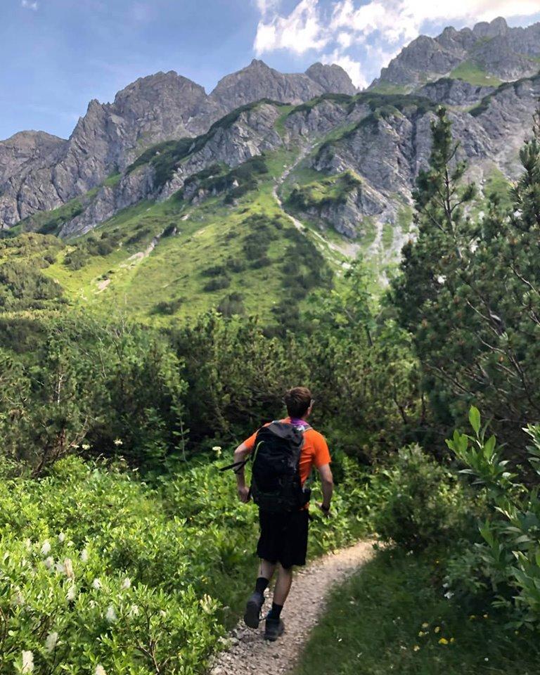 Scouting Impeesa Amersfoort - Rowans zomerkamp trailrunnen