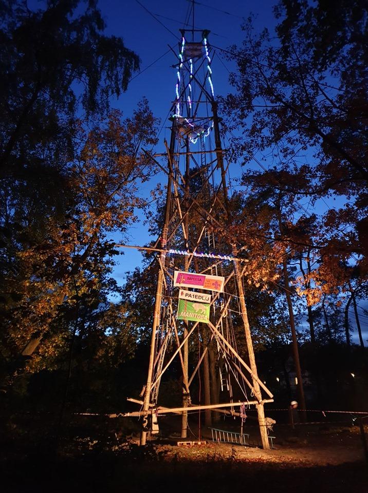 Scouting Impeesa Amersfoort JOTA toren