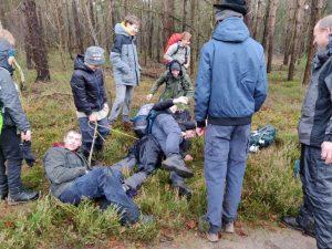 Scouting Impeesa Amersfoort - Verkenners bikkelweekend