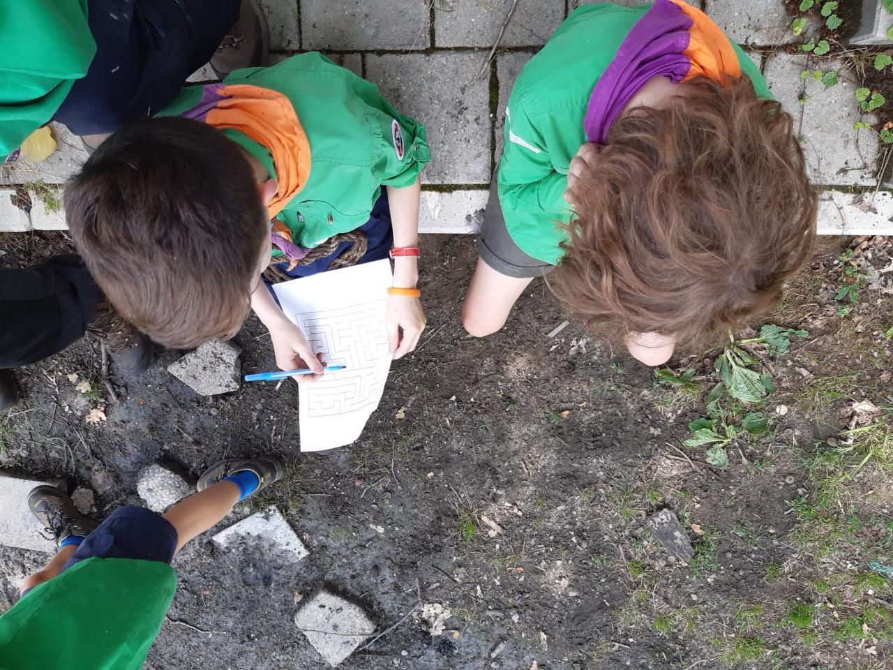 Scouting Impeesa Amersfoort welpen
