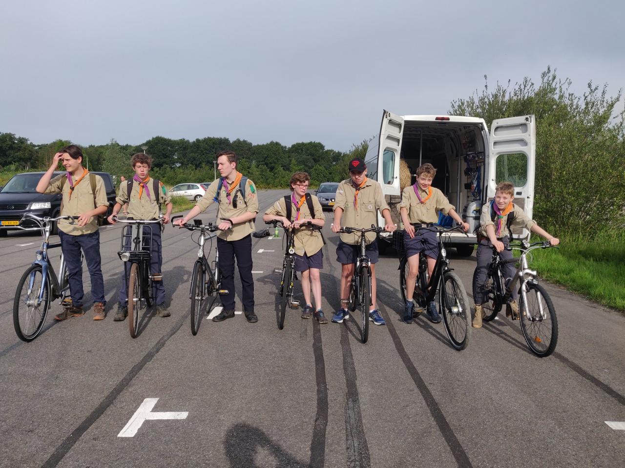 Scouting Impeesa Amerfoort - Verkenner zomerkamp 2020 Zeewolde